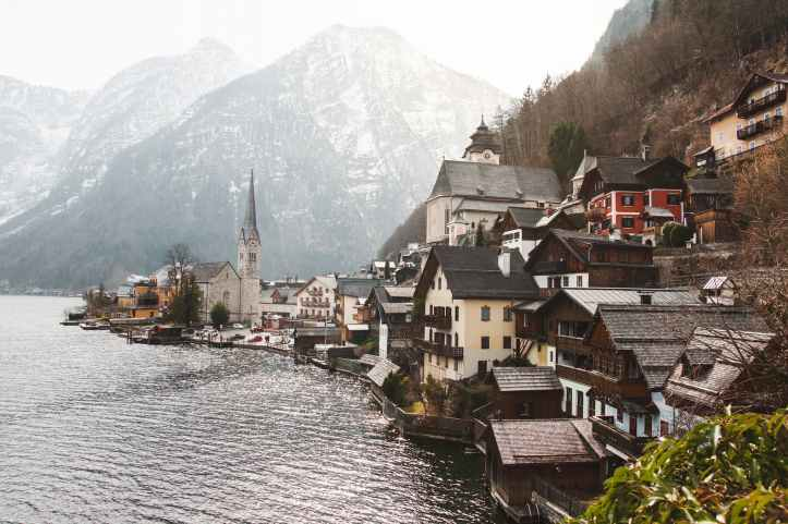 architecture austria building church